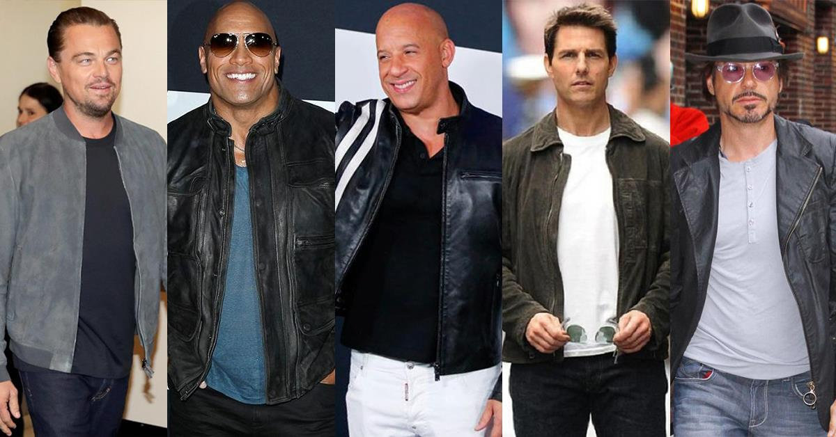 Leather Jacket Style which You can Wear on Any Event
